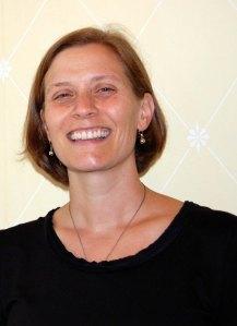 Jessica Stewart, school psychologist